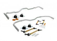 Set předního a zadního stabilizátoru 24mm Whiteline Toyota Yaris GR 2020